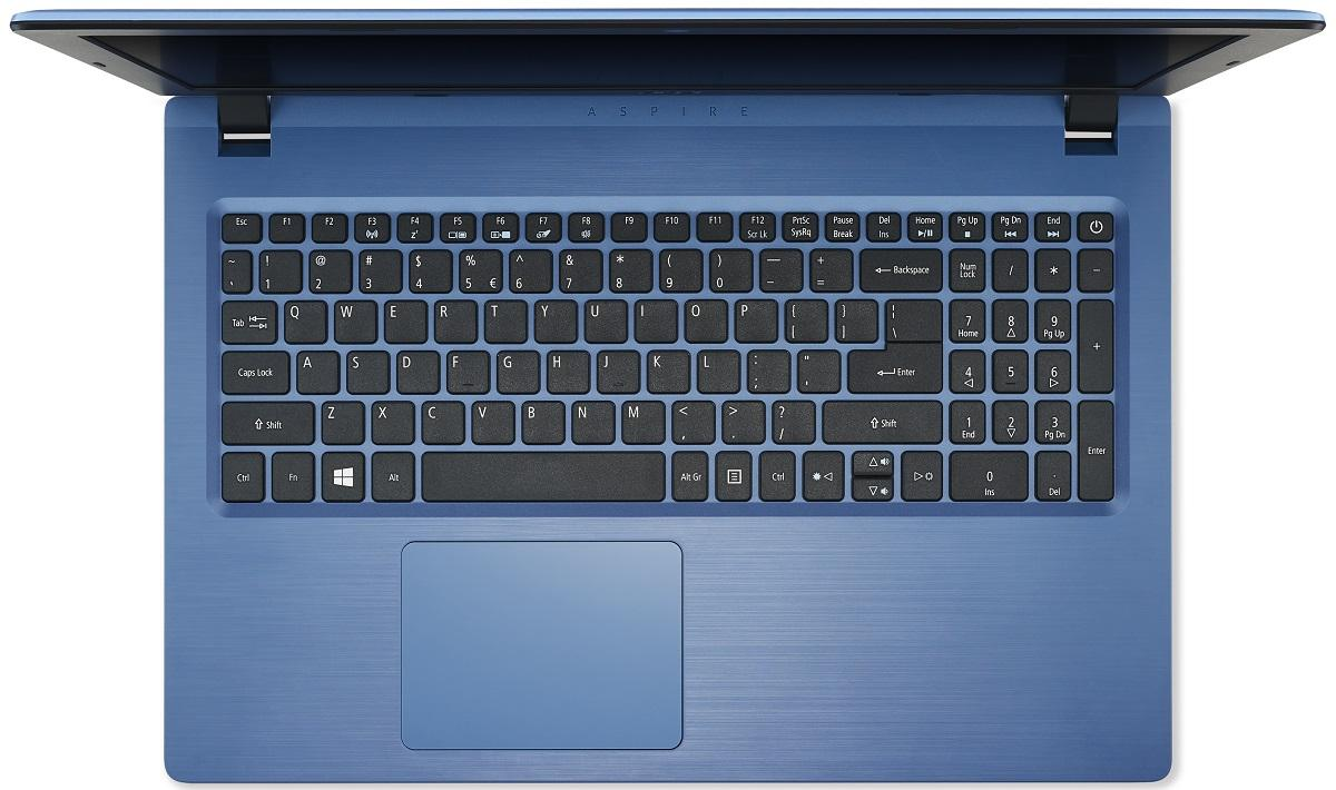 "NB Acer Aspire 3 15,6"" HD A315-31-C80V - Kék - Grafikus Endless OS - HUN"