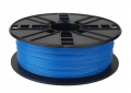 GEMBIRD FILAMENT PLA LUMINOUS BLUE, 1,75 MM, 1 KG